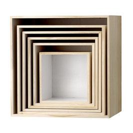 Display box, White Bloomingville