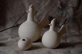Keramikhenne beige