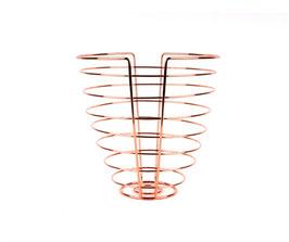 Fruit Basket Linea Kupfer