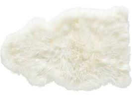 Schafsfell (Kunst) leinen oder weiß