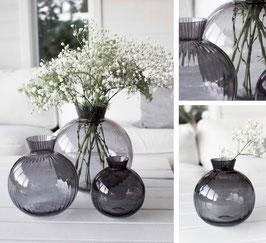Vase Vra grey M