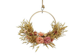 Ring Dried Flowers S
