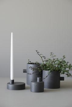 Knob Candle Holder cast iron