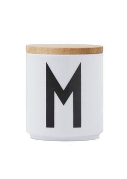 Wooden Lid (Holzdeckel) für Design Letter Cups