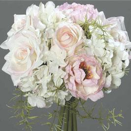 Bouquet weiß/zartrosa