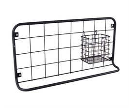 Kitchen rack black