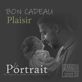 """Bon Cadeau Nouveau-Né & Bébé """"Plaisir"""""""