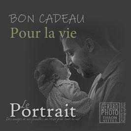 """Bon Cadeau Nouveau-Né & Bébé """"Pour la vie!"""""""