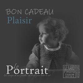 """Bon Cadeau Enfant """"Plaisir"""""""
