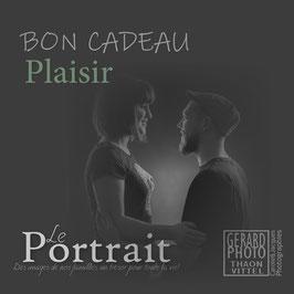"""Bon Cadeau Couple & Adulte """"Plaisir"""""""
