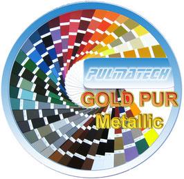 Gold Pur Metallic 500g.