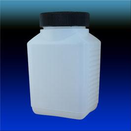 Weithalsflasche mit Schraubverschluss