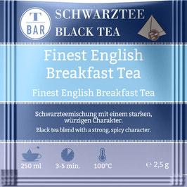 Beuteltee Finest English Breakfast Tea