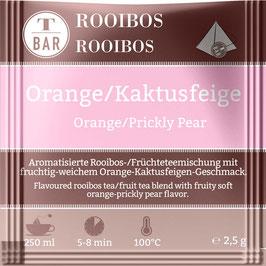 Beuteltee Orange/Kaktusfeige