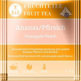 Beuteltee Ananas/Pfirsich