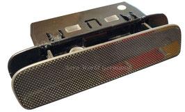 Aschenbecher vorne Carbon- Optik Saab 9.5 YS3E