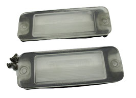 Kennzeichenbeleuchtung inkl. Schrauben Kombi Saab 9.5 YS3E