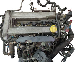 Turbomotor B207R  Laufleistung 148t. KM Saab 9.3 YS3F