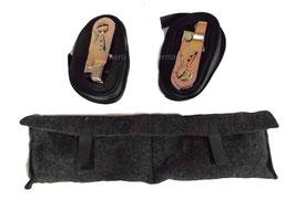 Verzurrgurte klein mit Tasche Kombi org. Saab 9.5 YS3E