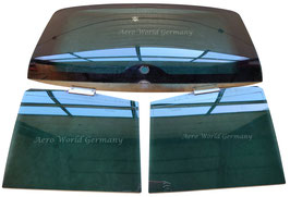 Sonnenschutzverglasung dunkel orig. Saab seitlich/ hinten Saab Kombi YS3F