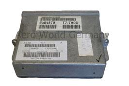 Motorsteuergerät Tronic 7 B235R 250 PS Saab 9.5 YS3E