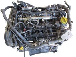 Motor 1.9 Turbodiesel 150 PS Saab 9.3 YS3F