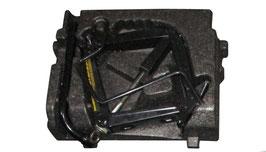 Bordwerkzeug in Styroporhalter Kombi Saab 9.3 YS3F