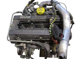 Motor 2.0 Turbo Motorcode B204  Saab 9.3 YS3D