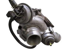 Turbolader Garrett für B207 Motor Saab 9.3 YS3F