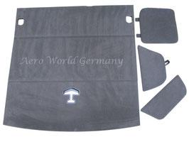 Kofferraumboden Schwarz Saab 9.3 YS3F Kombi