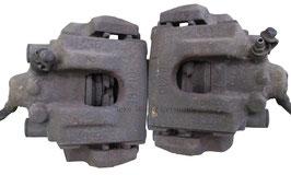 Bremssättel hinten für volleisen Bremsscheibe Saab 9.5 YS3E