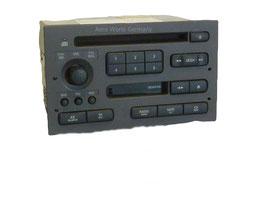 Radio CD/ Kassette orig. Saab 9.5 YS3E