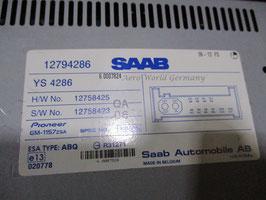 Audioverstärker Nr. 12773377 Saab 9.3 YS3F