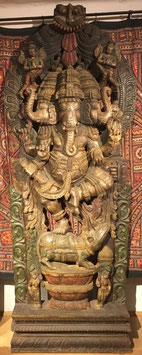 Ganesha lebensgroß