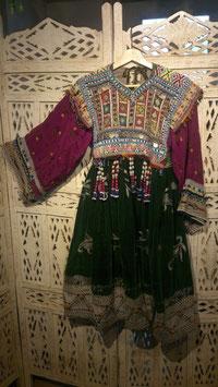 Antikes Kleid: