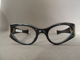 Strassbrille 50er Made in France