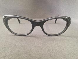 Damenbrille schwarz