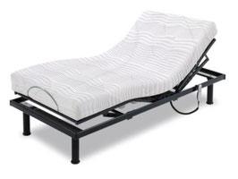 Cama articulada motorizada + colchón SwissNatura Zen