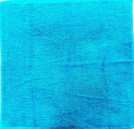 Paño cocina Dolz Azul Liso 100% algodón