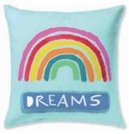 Funda cojin algodón 60x60 Dreams