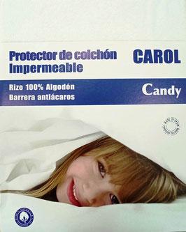 Protector colchón impermeable modelo Carol