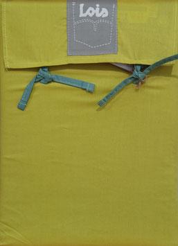 Sabanas Lois 150 cm. alta calidad 100% algodón . Lima