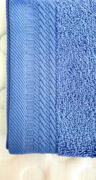 Toallas 100% algodón Peinado 600grs/m. Color Lavanda. 4 medidas disponibles.