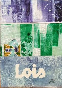 Juego de sabanas Lois 105 cm. color lila morado verde