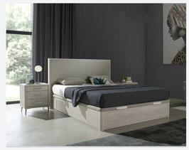 Canape abatible madera Nordico