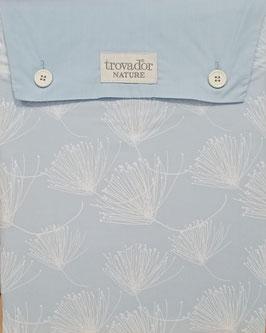 Sabanas Trovador 105 cm. color Azul