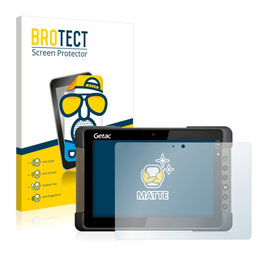 2x BROTECT® Matt Displayschutzfolie für Getac T800