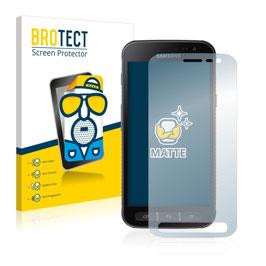 2x BROTECT® Matt Displayschutzfolie für Samsung Xcover 4