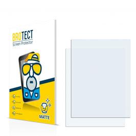 2x BROTECT® Matt Displayschutzfolie für Handheld Nautiz X7