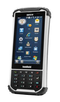 Handheld Nautiz X8 mit Modem